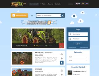 playls.com screenshot