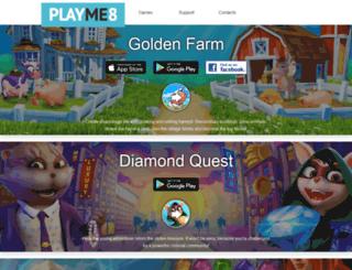 playme8.ru screenshot