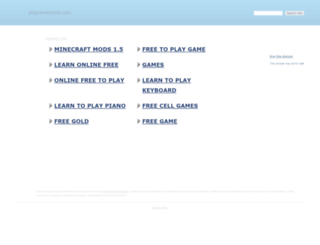 playnevermine.com screenshot