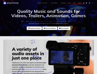 playonloop.com screenshot