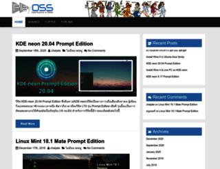 playossdev.com screenshot