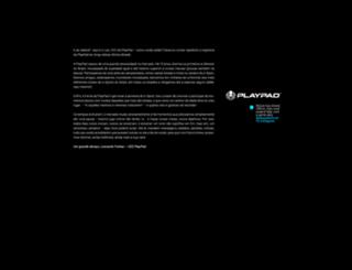 playpad.com.br screenshot