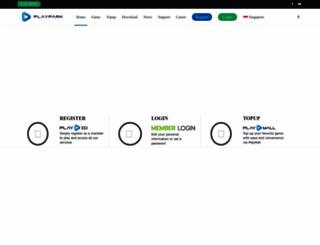playpark.com screenshot