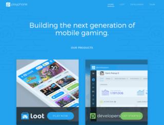 playphone.com.br screenshot