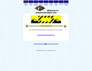 playpianotonight.com screenshot