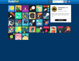 playpop.com screenshot