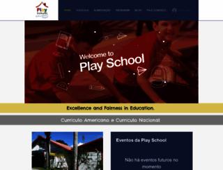 playschool.com.br screenshot