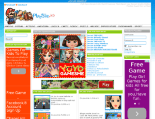 playsite.ro screenshot