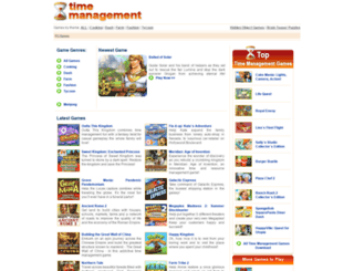 playtimemanagement.com screenshot