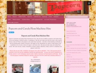 playtimepopcorn.co.uk screenshot