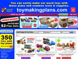 playtimetoyplans.com screenshot