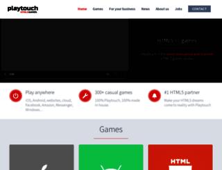 playtouch.net screenshot