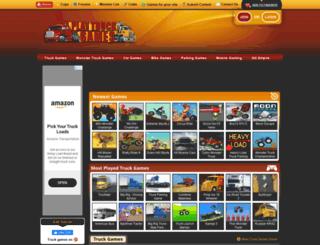 playtruckgames.net screenshot
