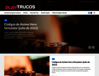 playtrucos.com screenshot