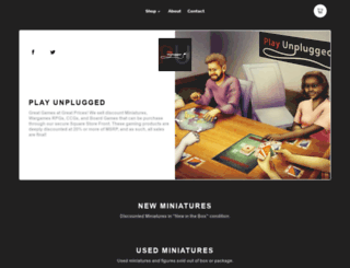 playunplugged.com screenshot