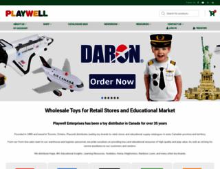 playwellcanada.com screenshot