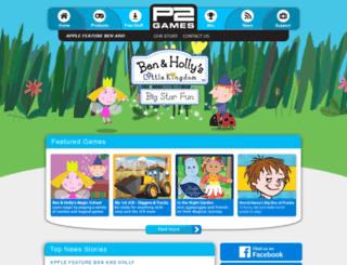 playwithpeppa.com screenshot