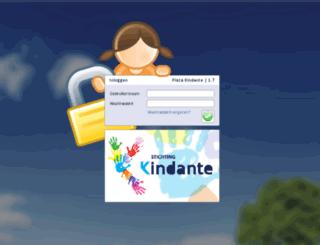 plaza.kindante.nl screenshot