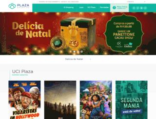 plazacasaforte.com.br screenshot