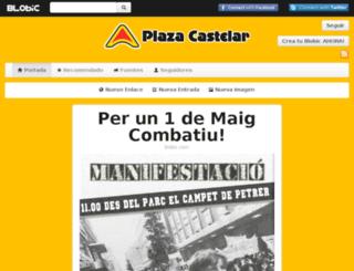 plazacastelar.com screenshot