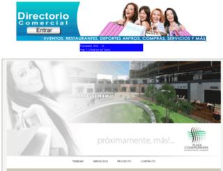 plazaconstituyentes.com screenshot