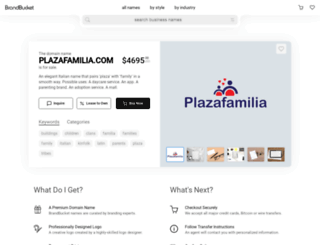 plazafamilia.com screenshot