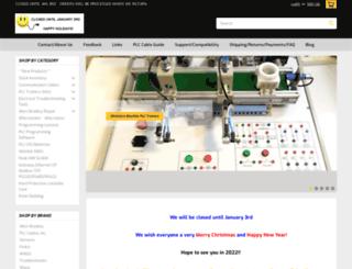 plccable.com screenshot