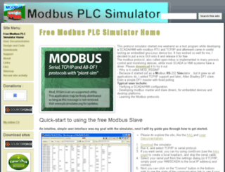 plcsimulator.org screenshot