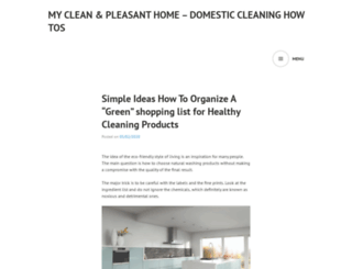 pleasant-home.com screenshot