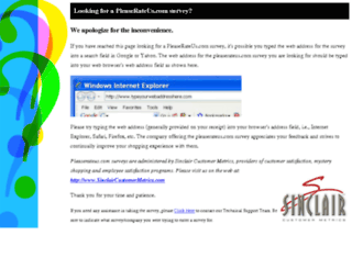 pleaserateus.com screenshot