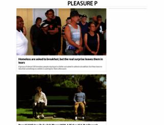 pleasurep.collectivepress.com screenshot