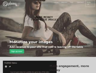 pleenq.com screenshot