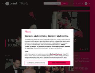 plejada.onet.pl screenshot