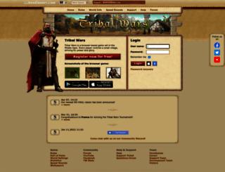 plemena.net screenshot