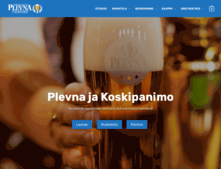 plevna.fi screenshot