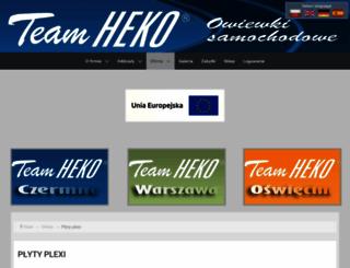plexi-heko.pl screenshot