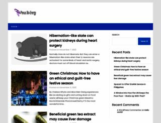 plexusbio-energy.com screenshot