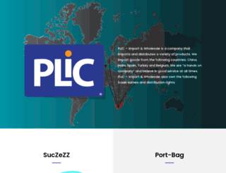 plic.co.za screenshot