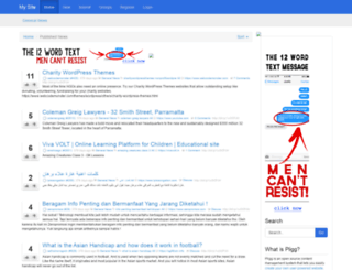 pligglist.com screenshot