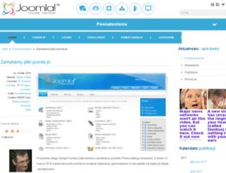 pliki.joomla.pl screenshot