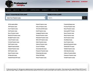 plilamps.com screenshot