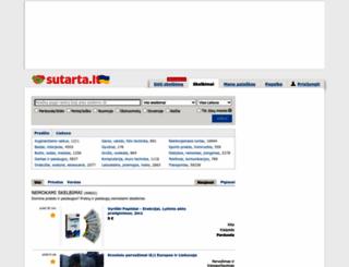 plius.lt screenshot