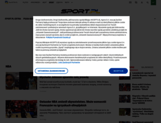 plock.sport.pl screenshot