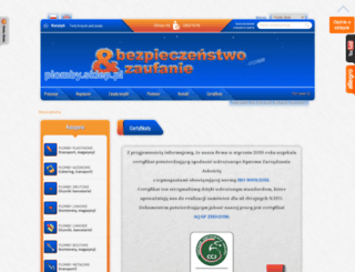 plomby.sklep.pl screenshot