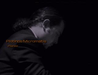 plotinos.com screenshot