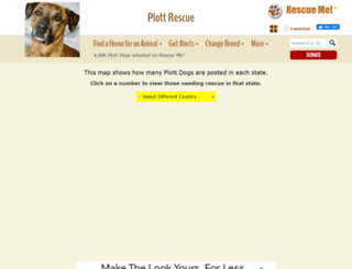 plott.rescueme.org screenshot