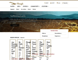 plough.com screenshot