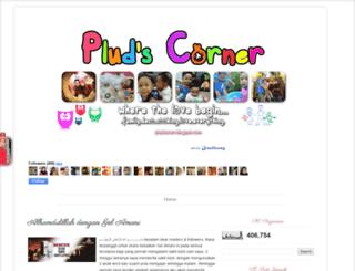 pludcorner.blogspot.com screenshot