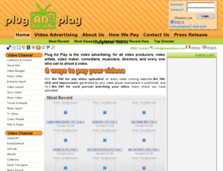 plugadplay.com screenshot