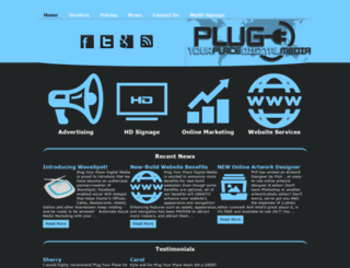 plugyourplace.com screenshot